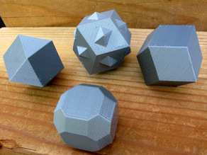 Duals of Polyhedra