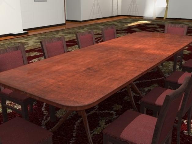 Primitive Kitchen Table Sets