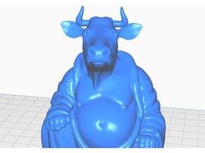 Cow Buddha (Animal Collection)