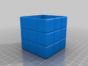 Rubik's Cube Stand In 2