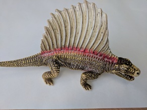 Dimetrodon Dinosaur