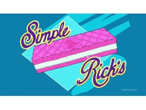 Simple Rick's Wafers