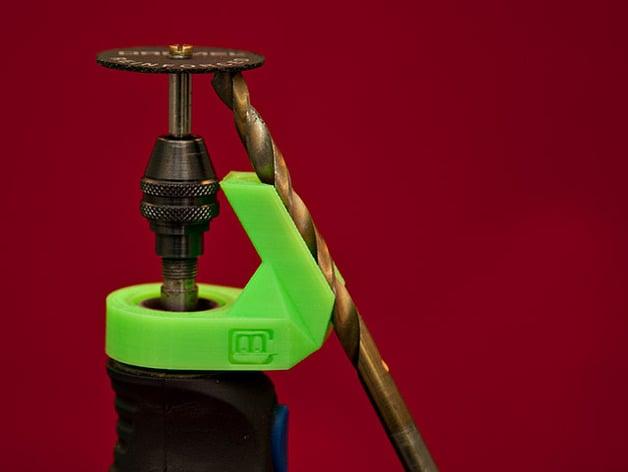 Drill bit sharpener by mgx thingiverse - Soporte para dremel ...