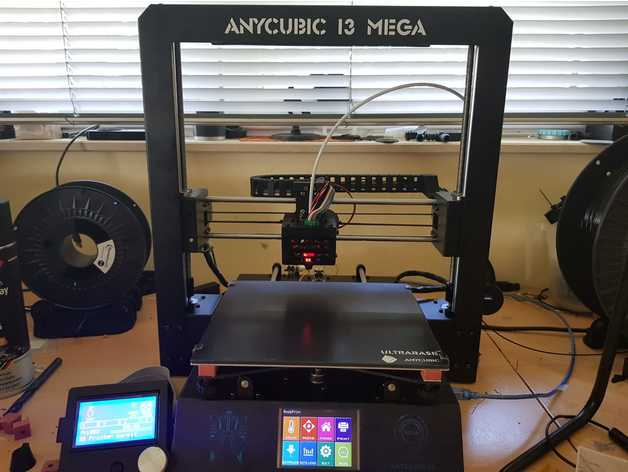 Anycubic I3 with SKR1 3 32bit + Marlin 2 0 by Michelix