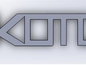 King of the Dot logo