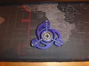 Bolt Halo Fidget Spinner - Wingnut2k #4