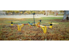 TriCOPTER600