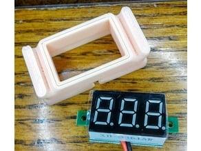 Volt Meter Case - V20D-2P-1.1