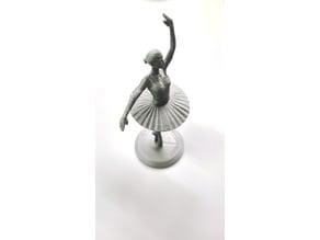 Ballet Dancer, Remixed