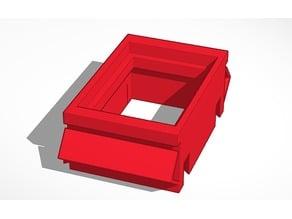 Modular Rocker switch Automotive mount