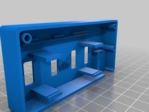 PiZero OctoPi case + USB hub and enternet