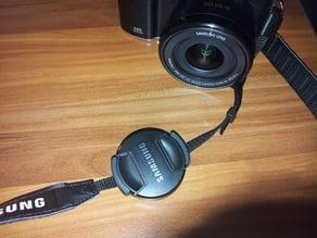 Lens Cap holder (Samsung NX3000)  43mm
