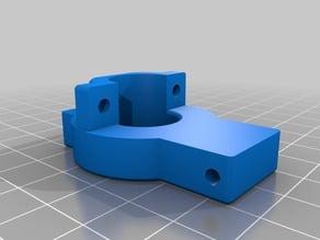 MICROMAKE 3D Printer Effector with Z probe For E3D v5 and  E3D v6 V2