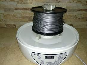 Adjustable Spool Holder for Dehydrator