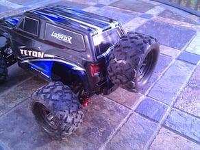 Latrax Teton spare tire carrier