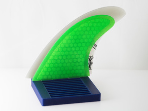 Surfboard Fin Organizer - FCS