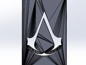 Assassins Creed iPhone 5 Case