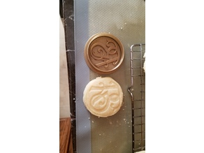 LDS Relief Society Logo Cookie Cutter