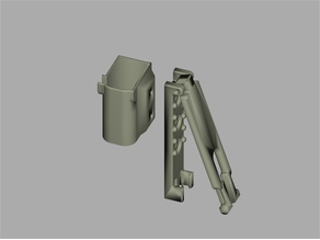 Speed Loader holster Kydex