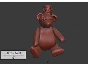 SteamPunk Teddybear