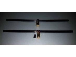 Lora 868 MHz dipole antenna