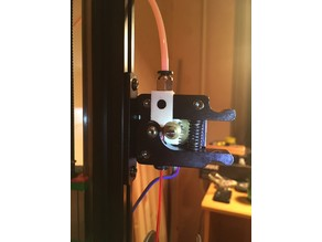 Anycubic Kossel Extruder upgreate