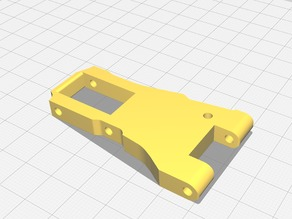 Front arm for Skura D3 Ultimate