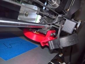 Wanhao Duplicator i3 Plus Wiring Bracket
