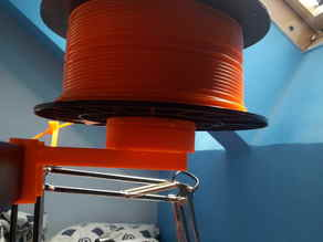 Prusa i3 spool holder