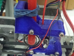 Rubberband Direct Extruder MK7 Hobbed Bolt