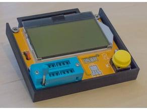 Super minimalist LCR-T4 case / skeleton / battery clip