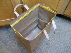 Grocery Bag Holder Opener
