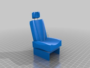 VW Caravelle chair 1:10