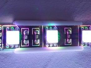 LED Strip Holder - 5050 Weatherized