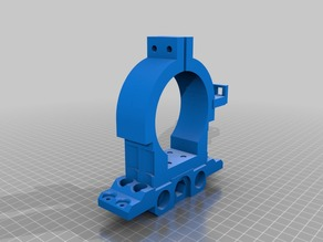 DWP611 mount for Root3CNC