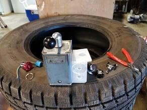 Lathe VFD Control Pod