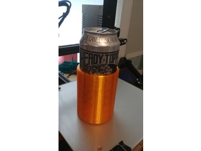 TPU Can Coozie for 12 and 16 oz. cans