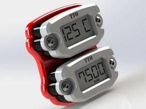 Paramotor TTO meter holder