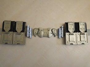 Arkham Knight Batsuit V 8.04 Utility Belt