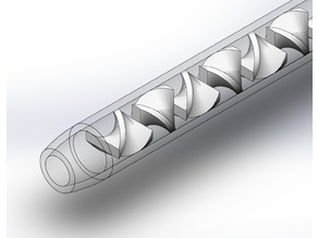 2-Part Epoxy Mixing Tube