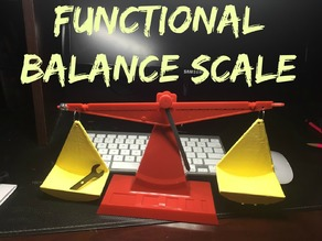 Functional Balance Scale