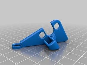 Cr-10 (A31) filament guide - small update