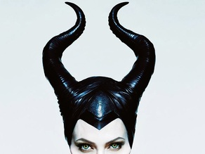 Wearable Maleficent Headpiece