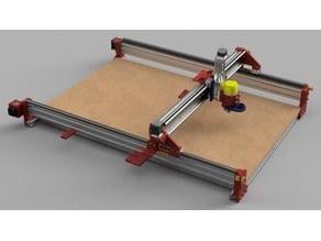 DIY CNC Gantry for Router, Laser, Marking, Etc.
