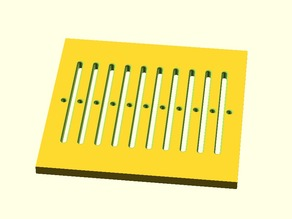 Customizable tape loom