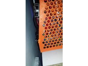 Anet A8 - Casing hook electronics