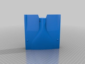 GASB One from Carletto73 files for small printer, eddited with OpenSCAD