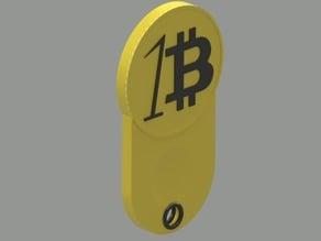 Bitcoin - Unlocks shopping cart lockers - Abridor de carros de la compra - Déverrouille les casiers du panier