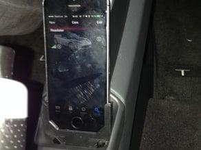 Tesla Roadster 2.x iPhone 5 holder/adapter