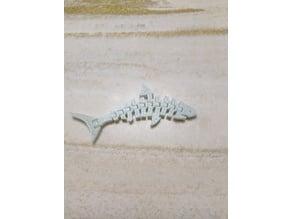 Articulated Shark